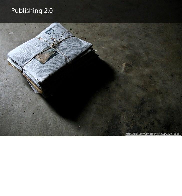 Publishing 2.0