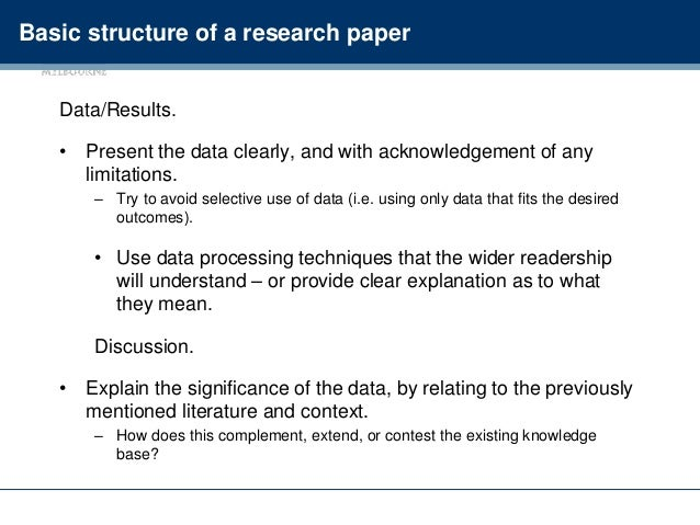 Briefly outline the necessity to consult a published research paper as opposed to a newspaper article?