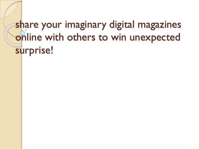 Digital Magazine Software that Publishes Online Magazine