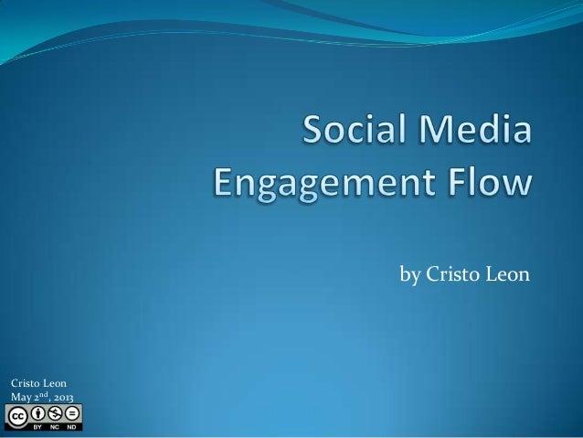 Social Media Engagement Flow