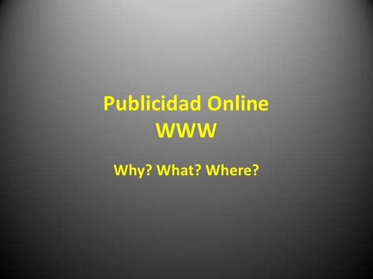 Publ online precios