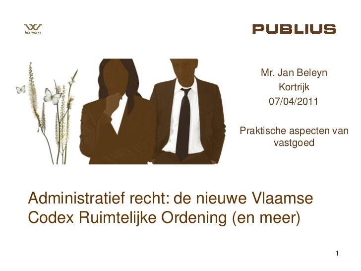 Mr. Jan Beleyn                                    Kortrijk                                 07/04/2011                     ...