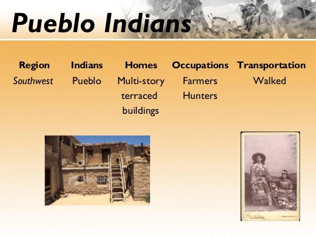 pueblo indian shelter