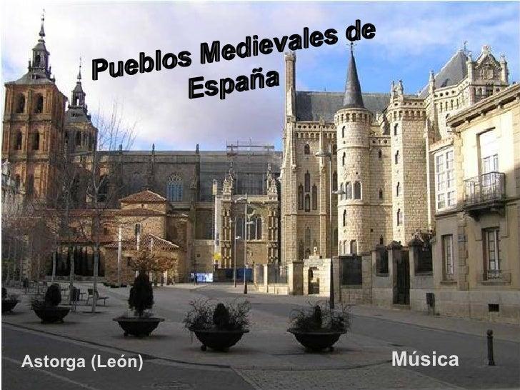 Música Astorga (León)
