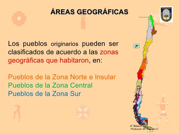 Pueblos originarios introduccion for Fabrica de sillones zona norte