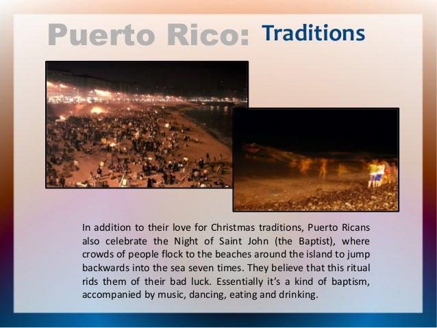 Puerto rican dating customs