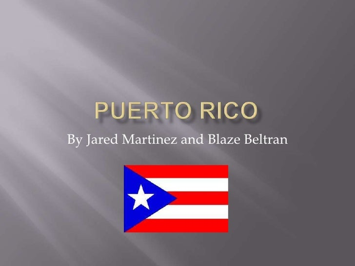 Puerto rico j&b
