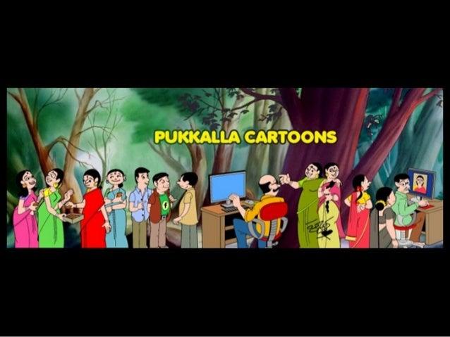 Pukkalla Telugu Cartoons Part - 1