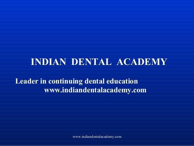 Pulmonaryc /certified fixed orthodontic courses by Indian dental academy