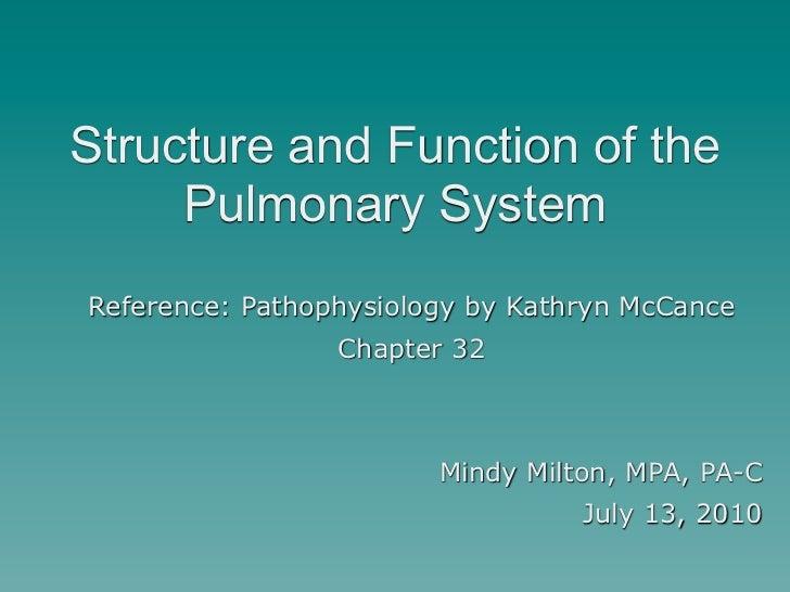 Pulmonary a p s10