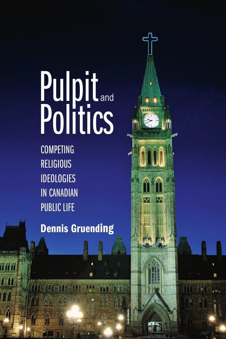 Pulpit and Politics - Sampler