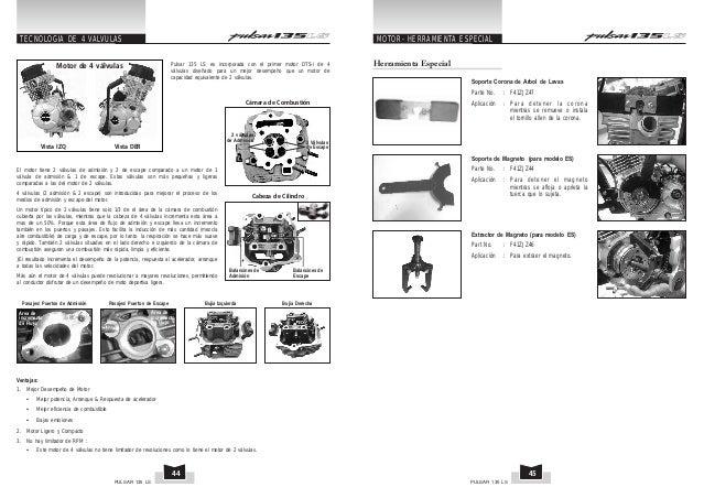Pulsar 135 manual-peru