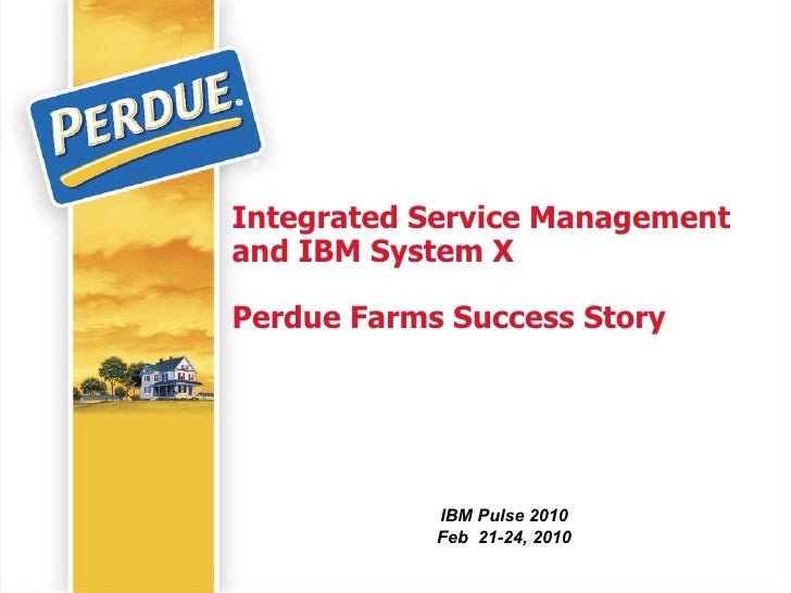Integrated Service Integrated Service Management