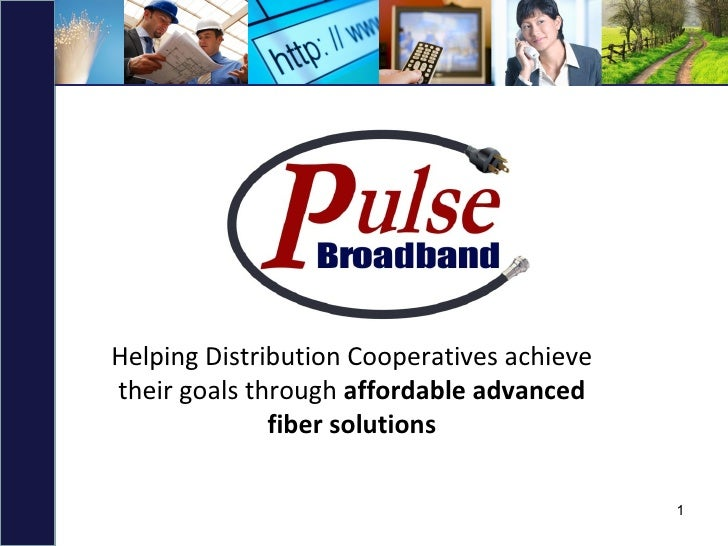 Helping Distribution Cooperatives achieve their goals through  affordable advanced fiber solutions