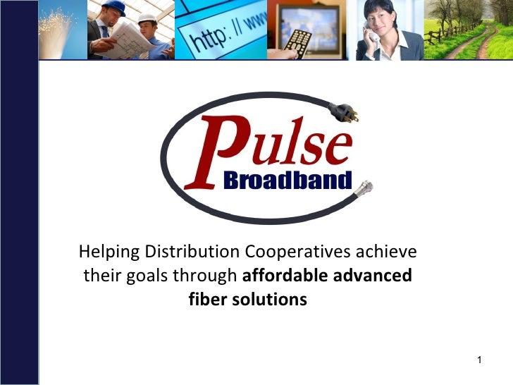Pulse Broadband Introduction