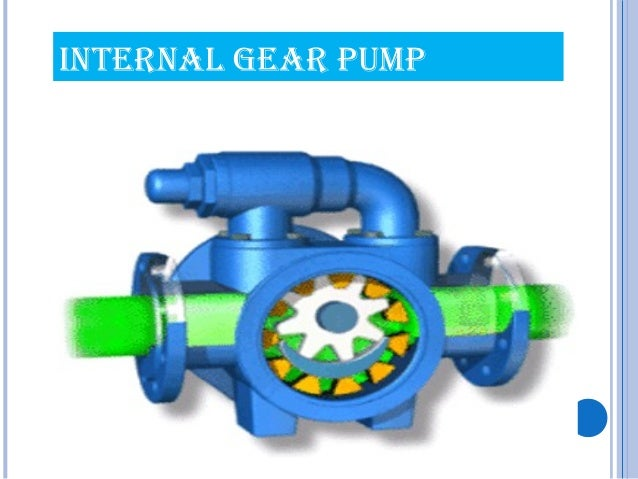Gear Pump Ppt Gear Pump Applications