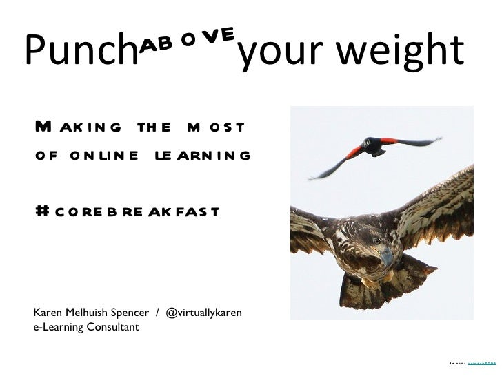 Punch above your weight: Make the most of virtual learning