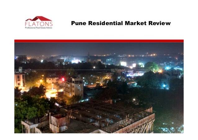 Pune Residential Market Review