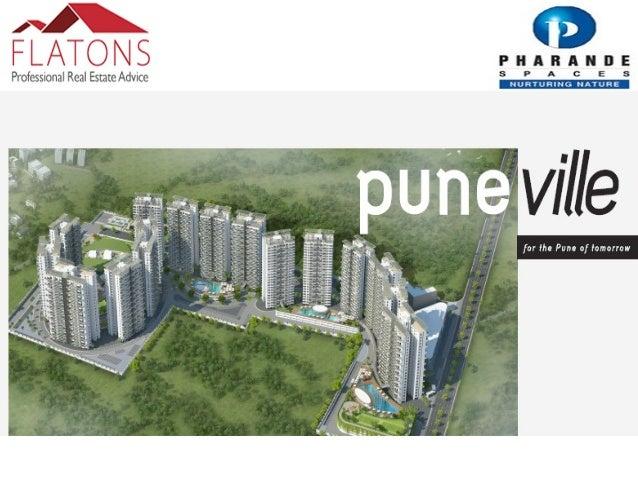 Pune Property- Puneville, Punawale, Pune