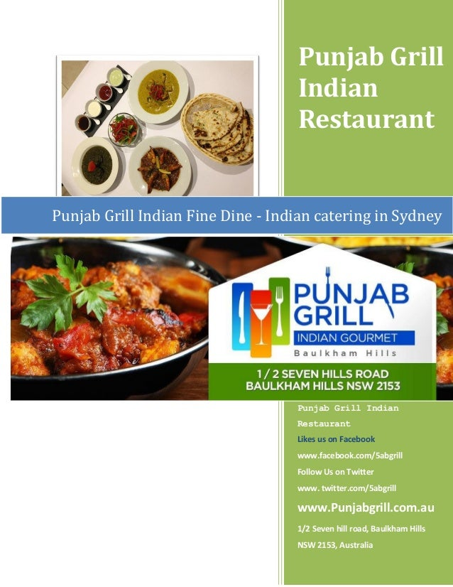 Punjab Grill Indian Restaurant  Punjab Grill Indian Fine Dine - Indian catering in Sydney  Punjab Grill Indian Restaurant ...