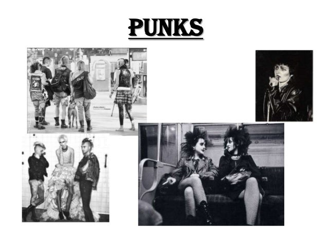Punks pp for media