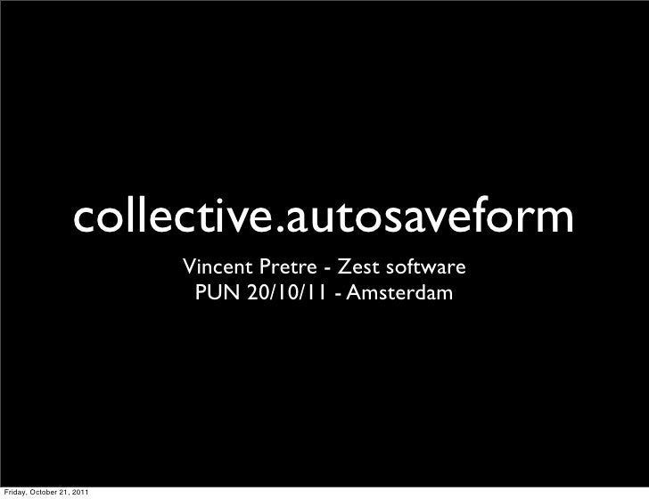 Amsterdam PUN - 20-10-2011