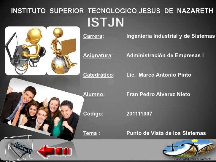 Universidad Jesús de Nazareth