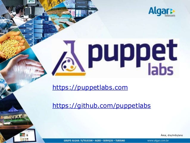 Puppet overview