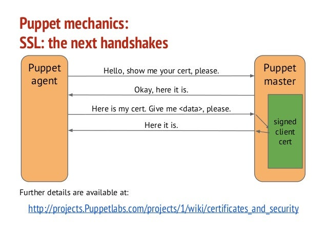 scm puppet from an intro to the scaling