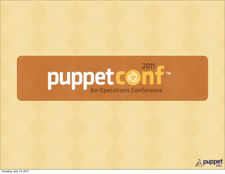 PuppetConf at a glance