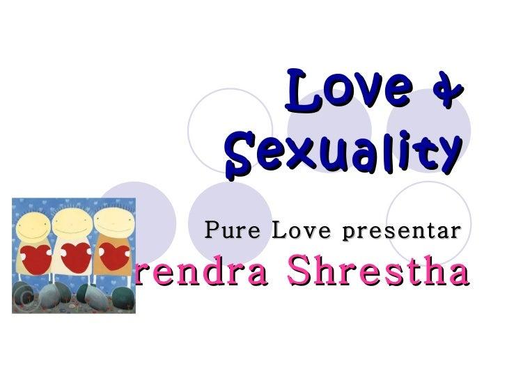Pure love lecture