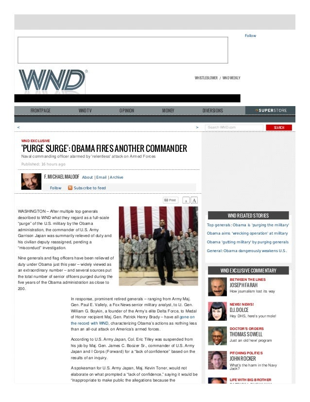Follow  WHISTLEBLOWER / WND WEEKLY  FRONTPAGE  WND TV  OPINION  MONEY  <  DIVERSIONS  >  Search WND.com  SEARCH  WND EXCLU...