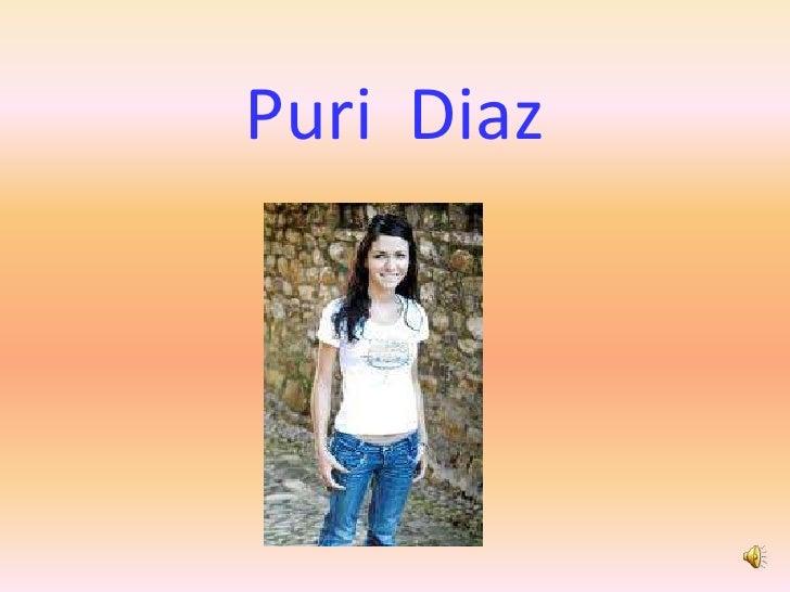 Puri Diaz