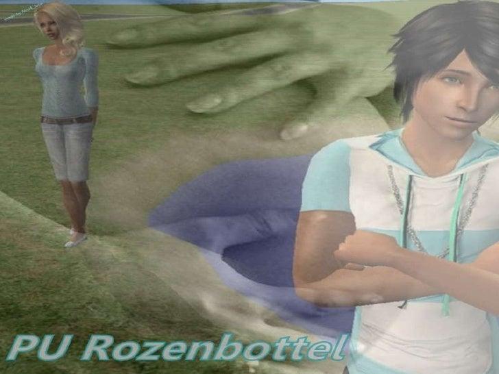 Pu rozenbottel 1