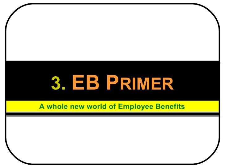 Purple cow employee benefits   2011 - eb primer