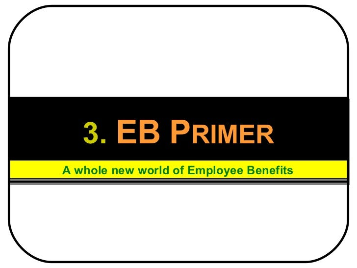 Purple cow employee benefits for sme   2011 (eb primer)