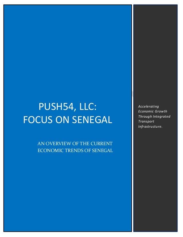 Push54, LLC: Focus On Senegal Report