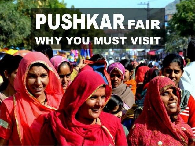 Why you must visit Pushkar Fair, Rajasthan, India