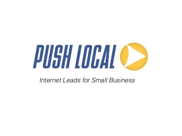 Internet Leads for Small Business