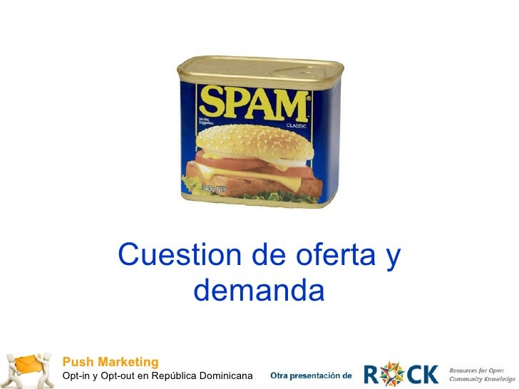 Push Marketing