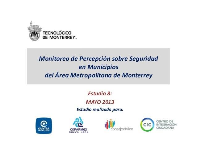 Pulso Metropolitano MAYO 2013
