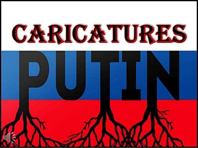 Putin. caricatures (v.m.)