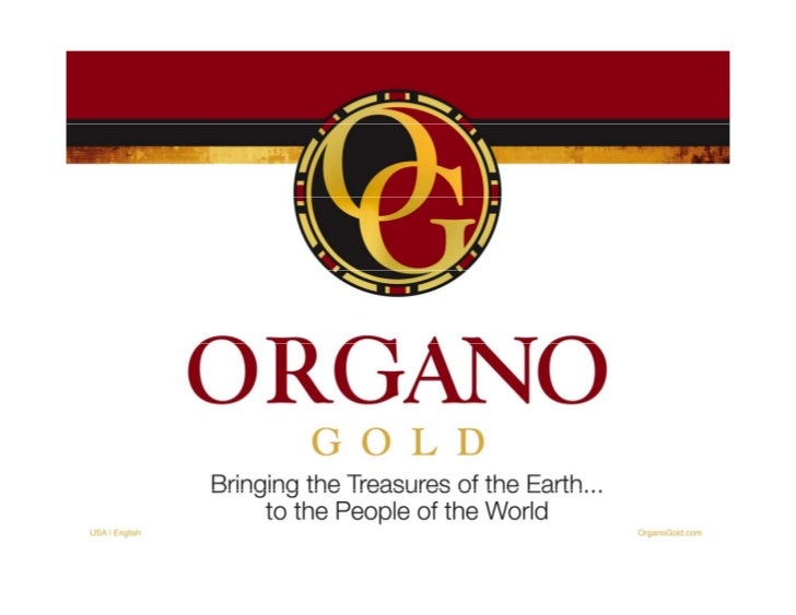 Put Organo Gold in My Mug - An Opportunity Presentation for Primary and Supplemental Income