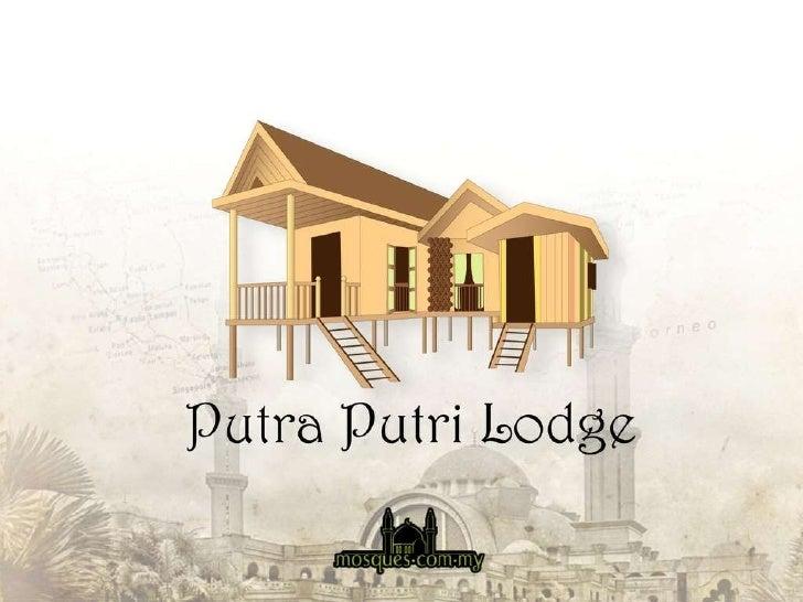 Putra Putri Lodge   Mosques Com My   Sponsorship Proposal