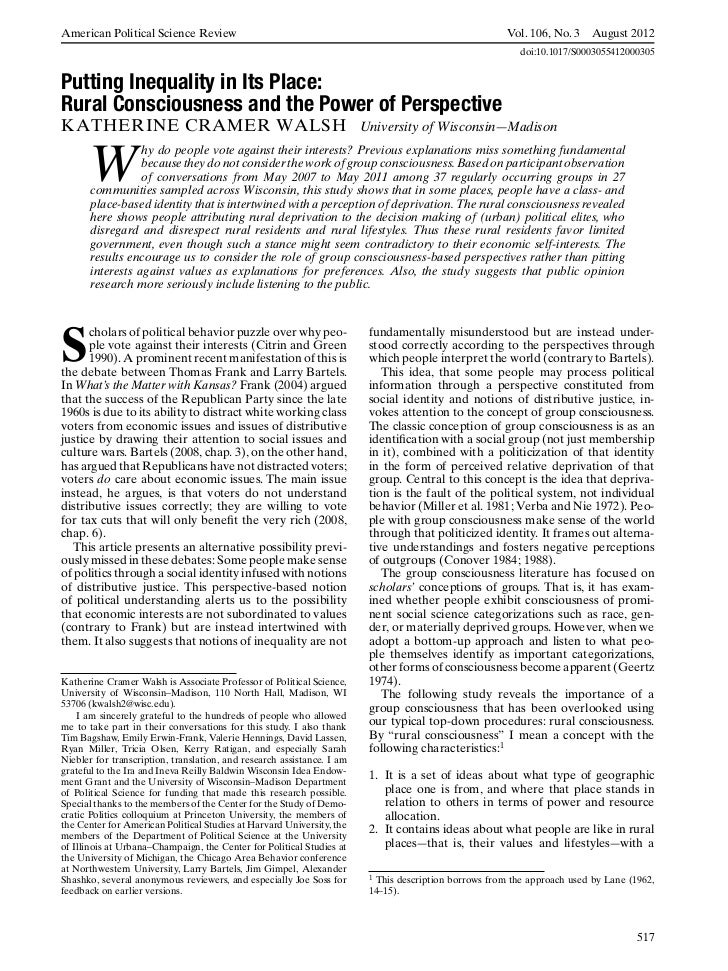 American Political Science Review                                                                      Vol. 106, No. 3    ...