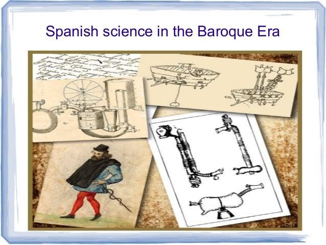 Spanish science in the Baroque Era