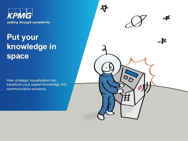 Put your knowledge in space