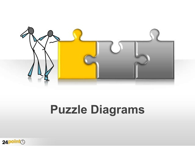 Puzzle Diagrams  Insert text Insert text Insert text Insert text