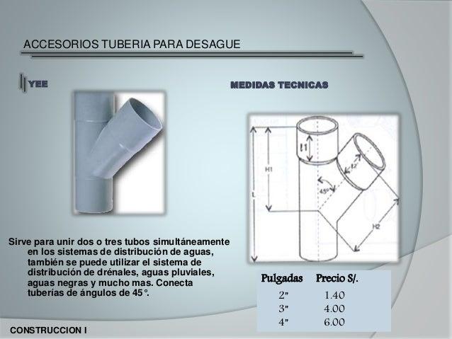 Pvc - Medidas tubos pvc ...