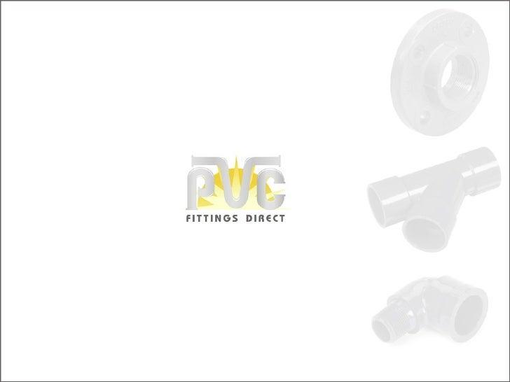 PVC Fittings Direct